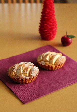 りんごのケーキ.JPG