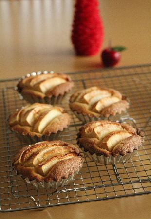 りんごのケーキ2.JPG