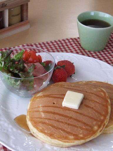 豆乳パンケーキランチ2011_0118.JPG
